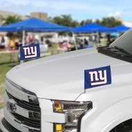 New York Giants Ambassador Car Flags