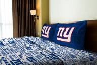 New York Giants Anthem Full Bed Sheets