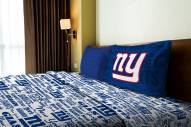 New York Giants Anthem Twin Bed Sheets