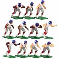 New York Giants Away Uniform Action Figure Set