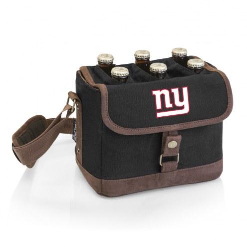 New York Giants Beer Caddy Cooler Tote with Opener