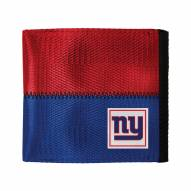 New York Giants Belted BiFold Wallet