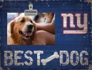 New York Giants Best Dog Clip Frame