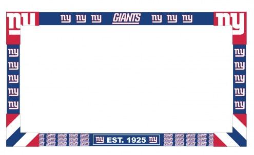 New York Giants Big Game Monitor Frame
