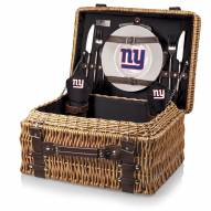 New York Giants Black Champion Picnic Basket