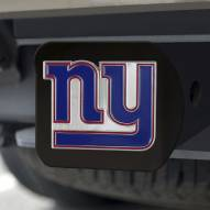 New York Giants Black Color Hitch Cover