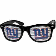 New York Giants Black Game Day Shades