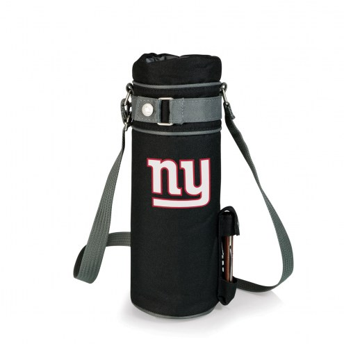 New York Giants Black Wine Sack
