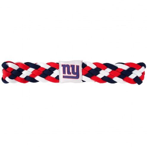 New York Giants Braided Head Band