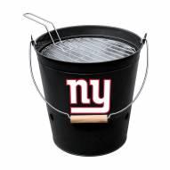 New York Giants Bucket Grill