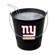 New York Giants Bucket Grill