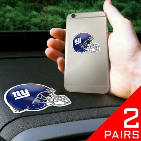 New York Giants Cell Phone Grips - 2 Pack