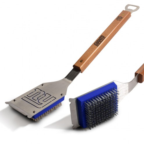 New York Giants Classic Grill Brush