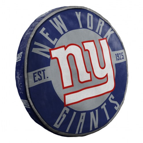 New York Giants Cloud Travel Pillow