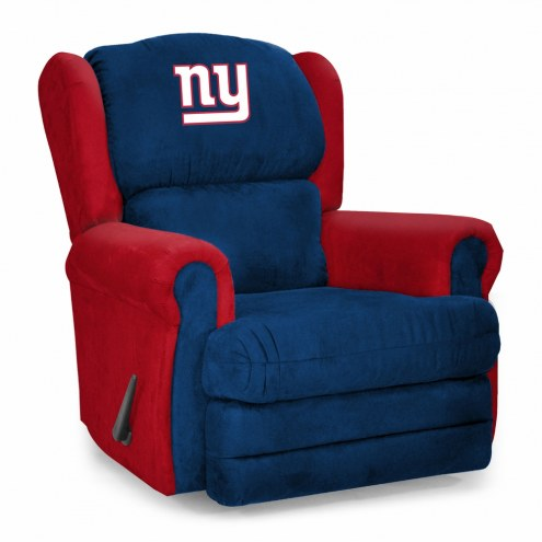 New York Giants Coach Recliner