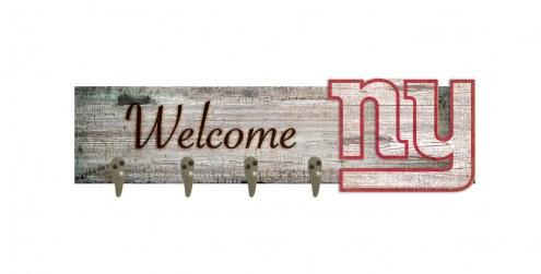 New York Giants Coat Hanger