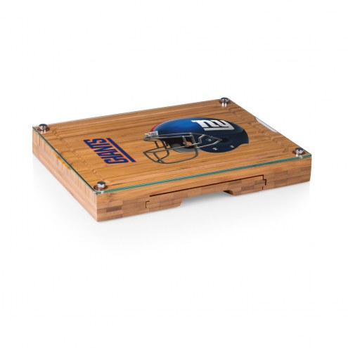New York Giants Concerto Bamboo Cutting Board