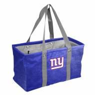 New York Giants Crosshatch Picnic Caddy