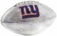 New York Giants Swarovski Crystal Football