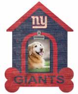 New York Giants Dog Bone House Clip Frame