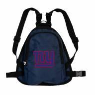 New York Giants Dog Mini Backpack