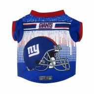 New York Giants Dog Performance Tee