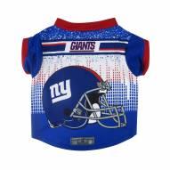 New York Giants Dog Performance Tee
