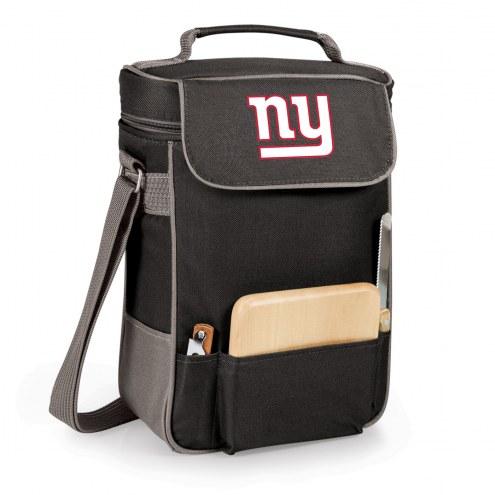 New York Giants Duet Insulated Wine Bag