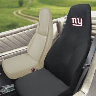 New York Giants Embroidered Car Seat Cover