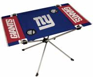 New York Giants Endzone Table