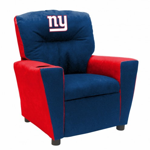New York Giants Fan Favorite Kid's Recliner