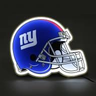 New York Giants Football Helmet LED Lamp