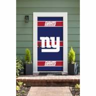 New York Giants Front Door Cover