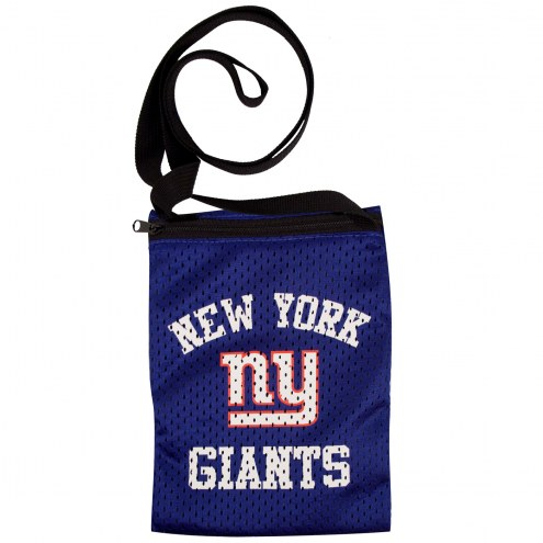 New York Giants Game Day Pouch