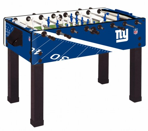 New York Giants Garlando Foosball Table