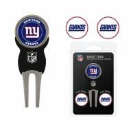 New York Giants Golf Divot Tool Pack