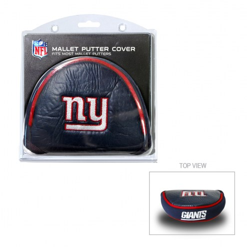 New York Giants Golf Mallet Putter Cover