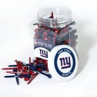 New York Giants 175 Golf Tee Jar