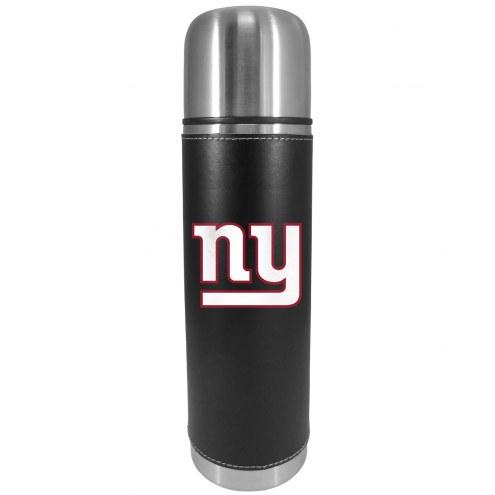 New York Giants Graphics Thermos