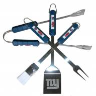 New York Giants Grill Tool Set