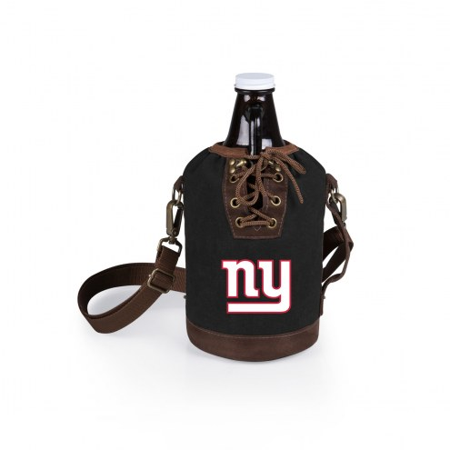 New York Giants Growler Tote with Growler