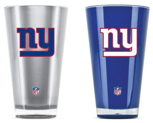 New York Giants Home & Away Tumbler Set