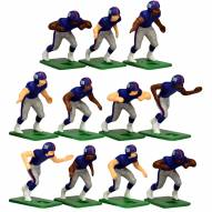 New York Giants Home Uniform Action Figure Set