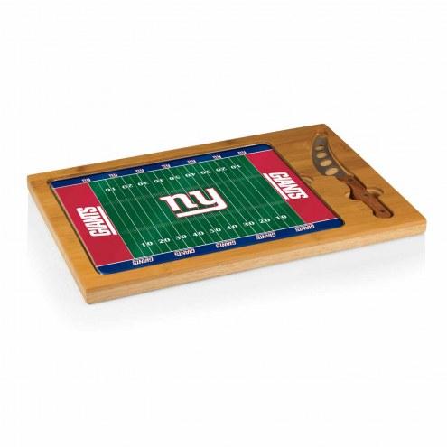 New York Giants Icon Cutting Board