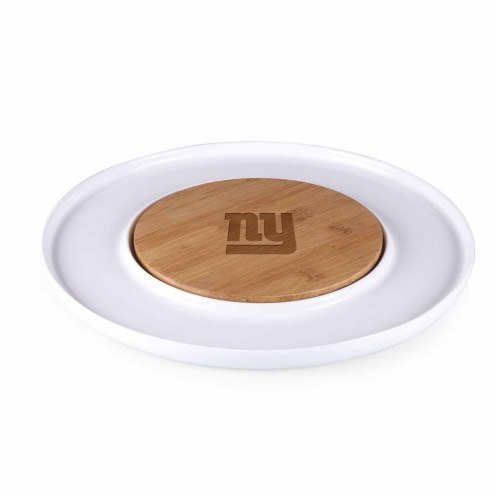 New York Giants Island Cutting Board & Serving Tray