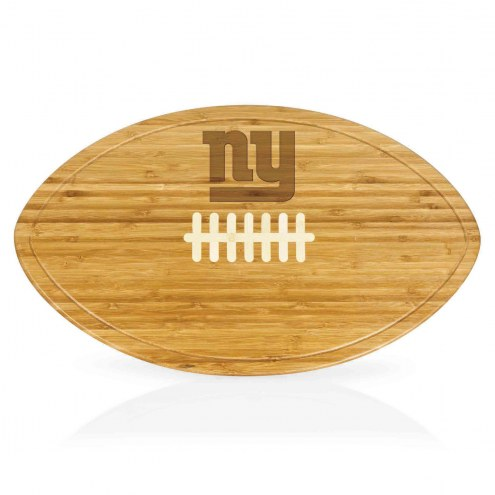New York Giants Kickoff Cutting Board