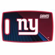 New York Giants Large Cutting Board