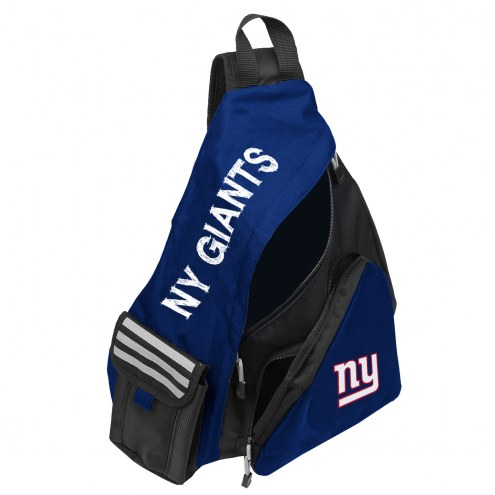 New York Giants Leadoff Sling Backpack