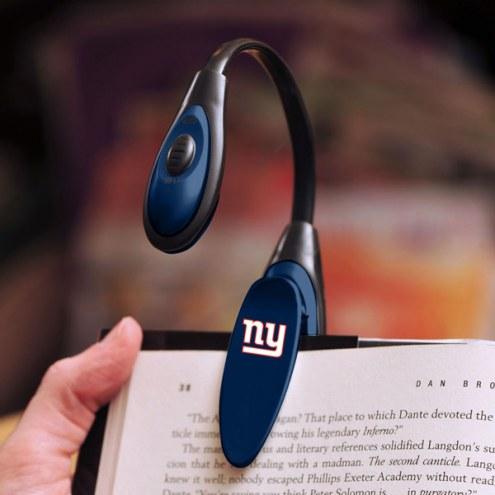 New York Giants LED Book Reading Lamp