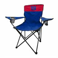 New York Giants Legacy Tailgate Chair